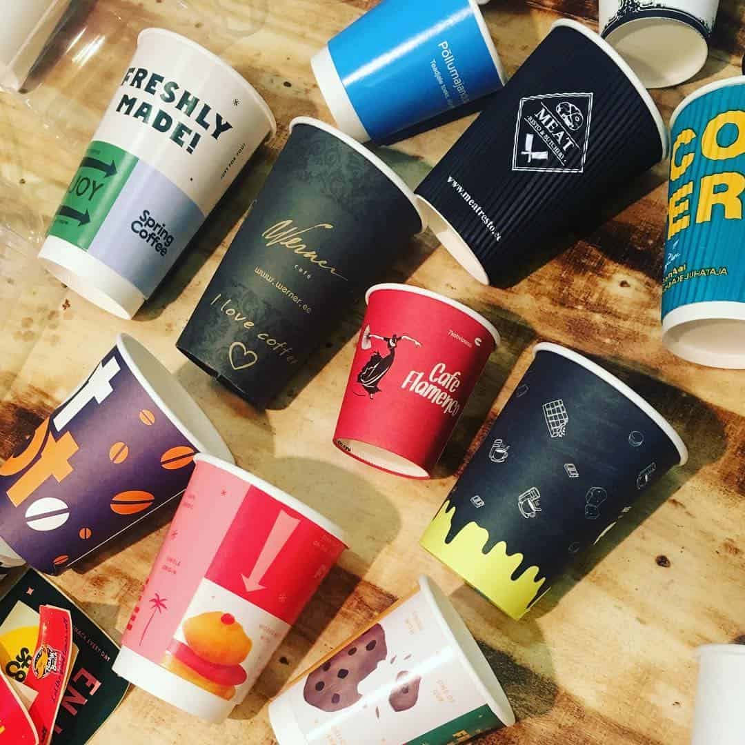 3 Steps to Get a Coffee Cup Branded