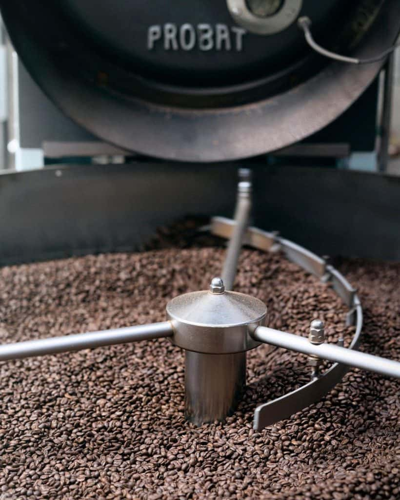 How to Clean your Coffee Roaster Correctly