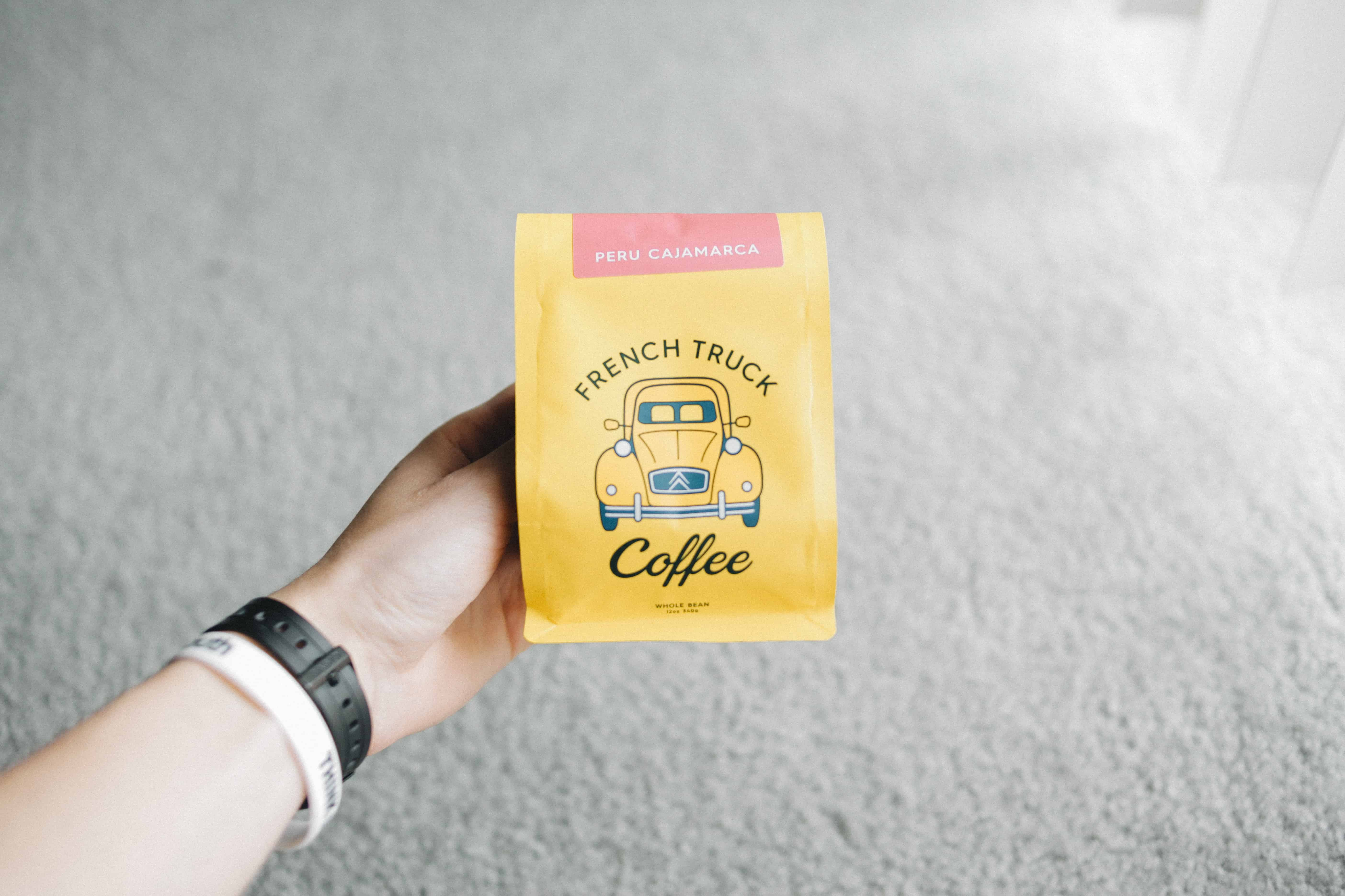 3 Beautiful & Custom Coffee Bag Design Ideas
